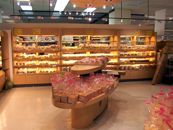 Supermarket Equipment & Interior Design